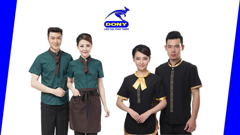 Xưởng thiết kế và may đồng phục nhà hàng - khách sạn 1