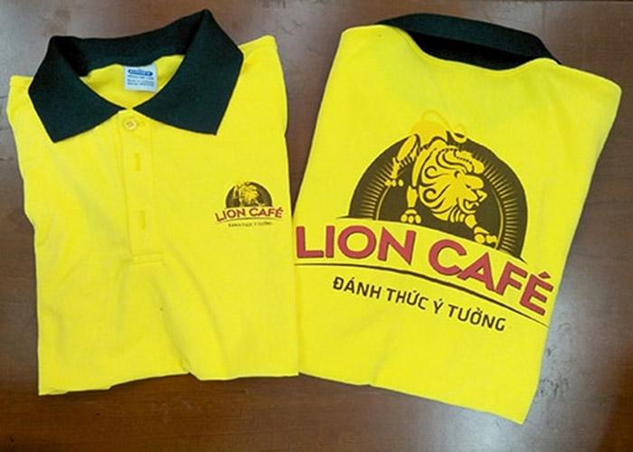 Xưởng thiết kế và may đồng phục quán Cafe