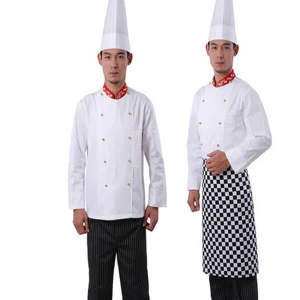 Xưởng may áo đồng phục nhân viên nhà hàng - khách sạn 3