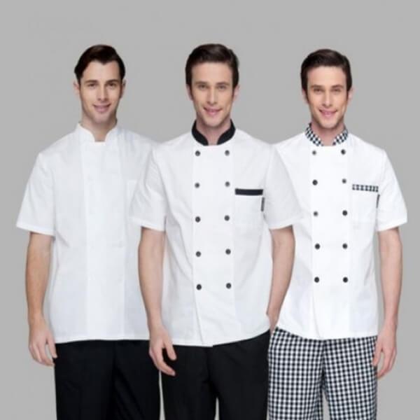 Xưởng may áo đồng phục nhân viên nhà hàng - khách sạn 5