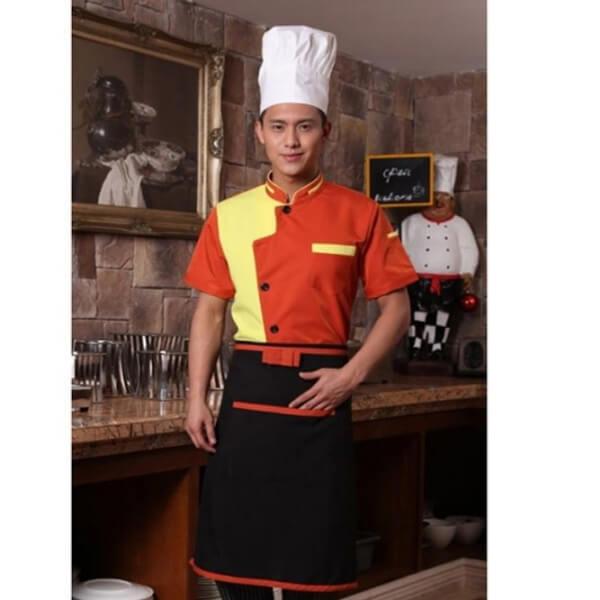 Xưởng may áo đồng phục nhân viên nhà hàng - khách sạn 6