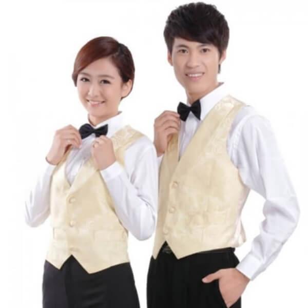 Xưởng may áo đồng phục nhân viên nhà hàng - khách sạn 17