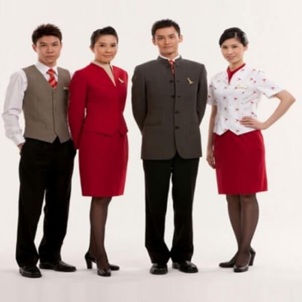 Xưởng may áo đồng phục nhân viên nhà hàng - khách sạn 20