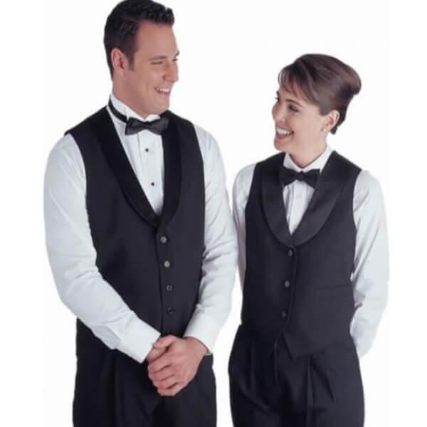 Xưởng may áo đồng phục nhân viên nhà hàng - khách sạn 8
