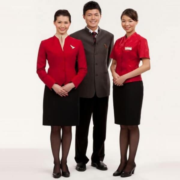 Xưởng may áo đồng phục nhân viên nhà hàng - khách sạn 9