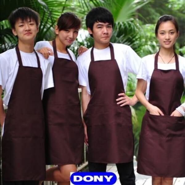 Xưởng may đồng phục quán Cafe 10