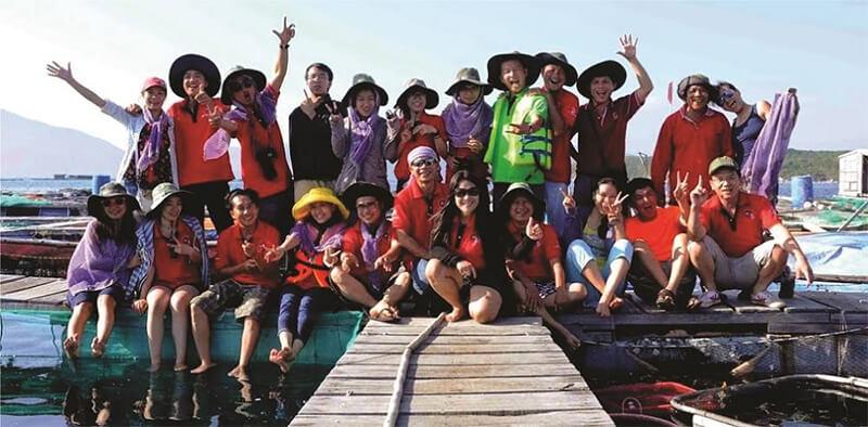 Đồng Phục Tham Gia Chương trình Chinh Phục Điểm Cực Đông Của Tổ Quốc