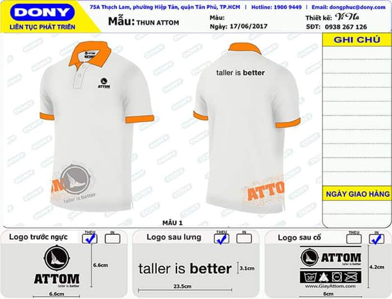 File thiết kế áo thun ATTOM