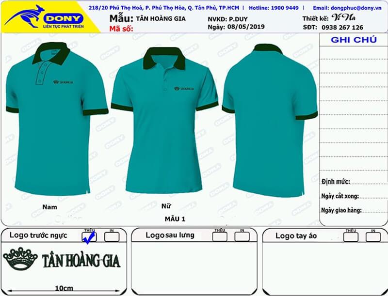 File thiết kế áo Tân Hoàng Gia