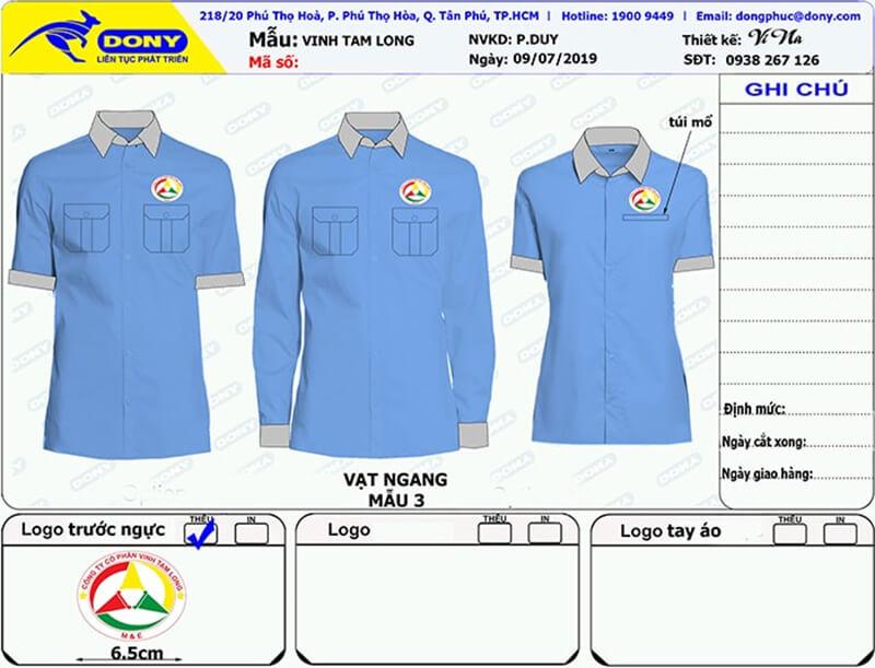 File thiết kế áo Vinh Tam Long