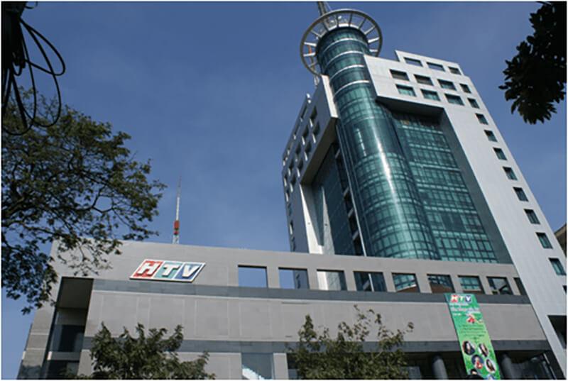 Trụ sở Đài truyền hình HTV