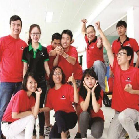 DONY tài trợ đồng phục và tham gia chinh phục điểm cực Đông của tổ quốc cùng cộng đồng doanh nhân Be Training
