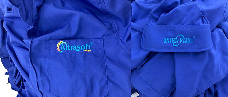 Logo thêu Altrasoft
