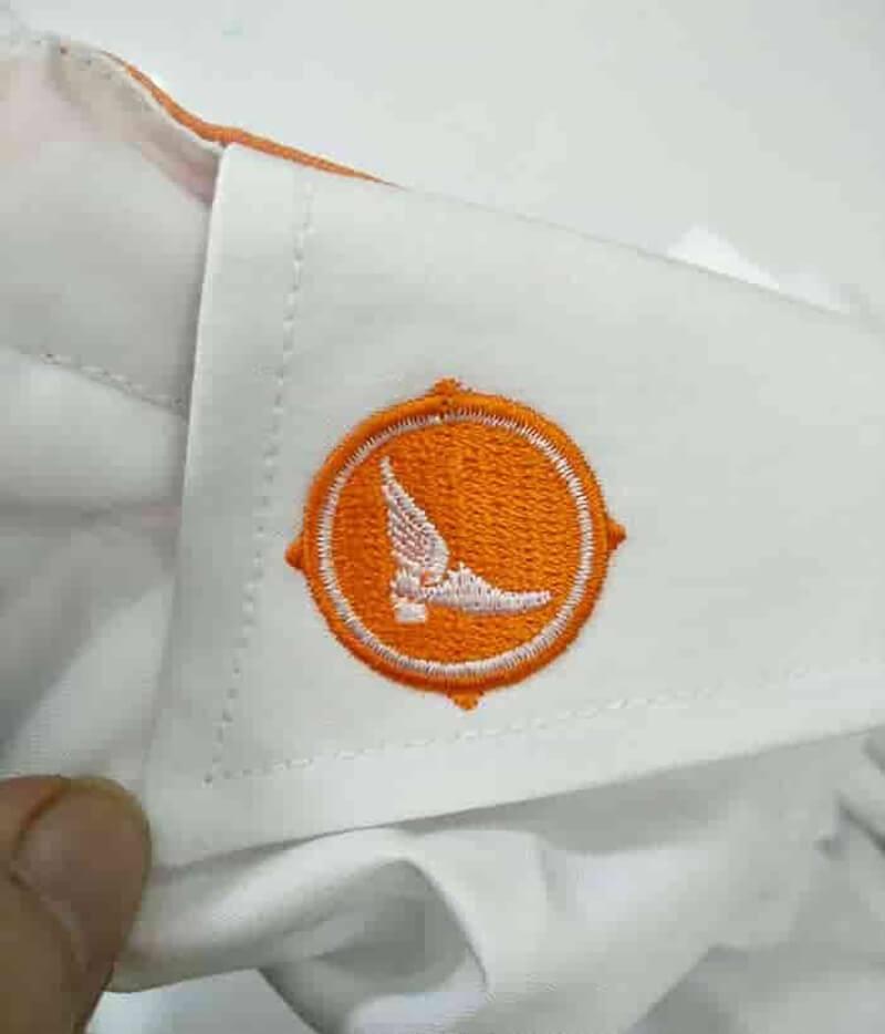 Các logo in và thêu của ATTOM