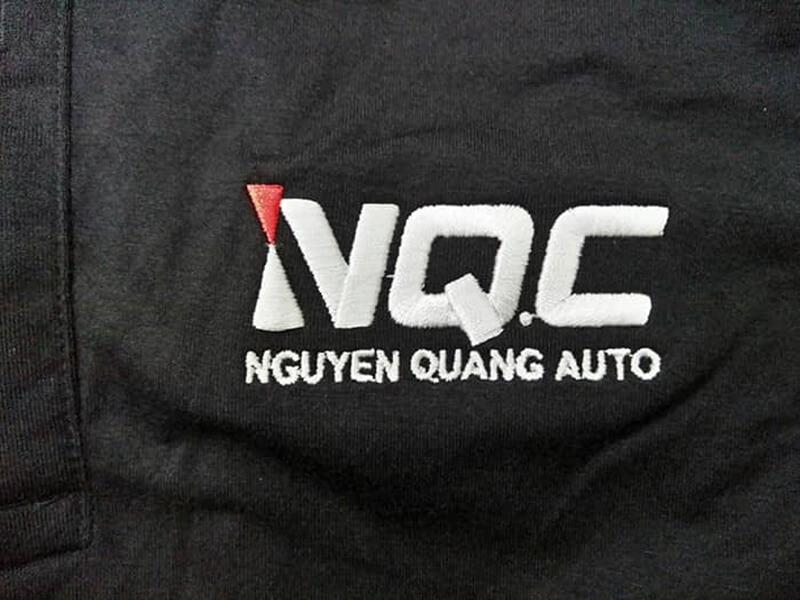 Logo thêu