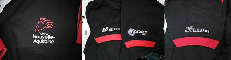 Logo thêu Kozoom