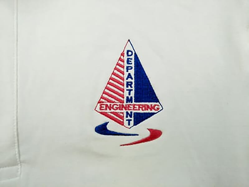 Logo thêu PTSC M&C