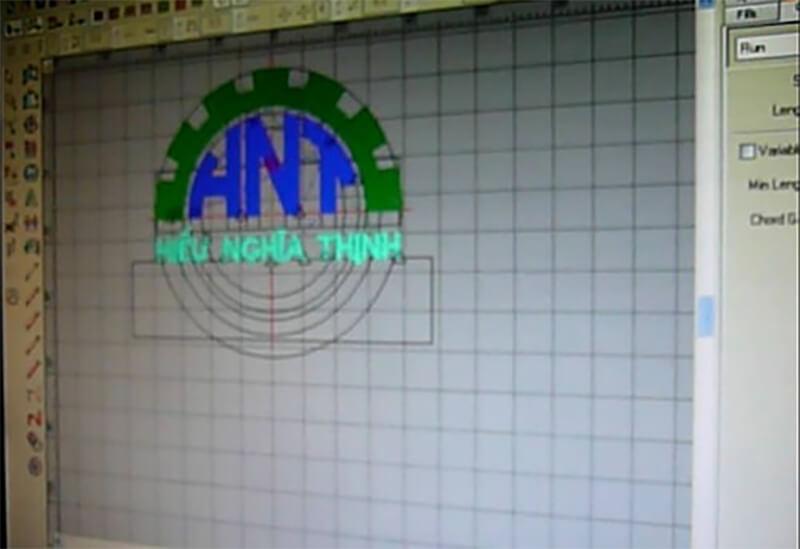 Logo Thêu 3D Cực Chi Tiết Của Hiếu Nghĩa Thịnh