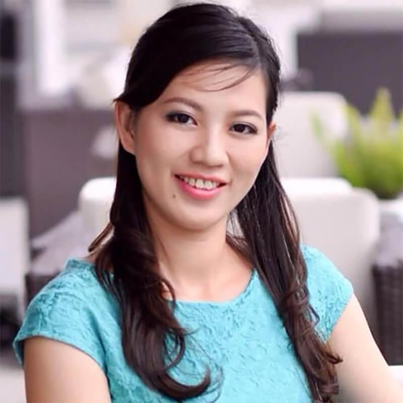 Chị Nguyễn Thị Hồng Dung -Giám đốc Cty Nội thất Khải Hồng
