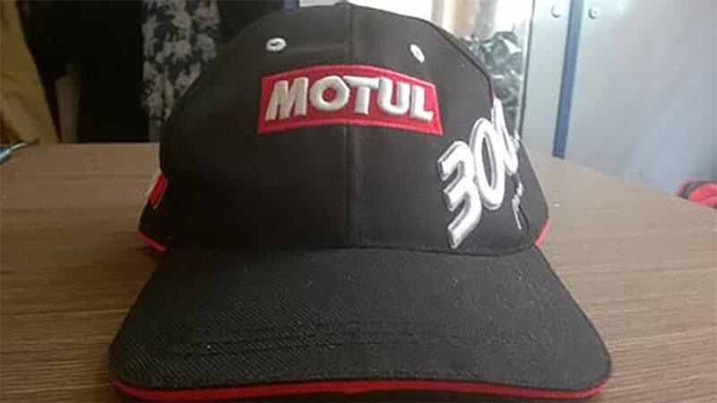 Mẫu nón motul 300v