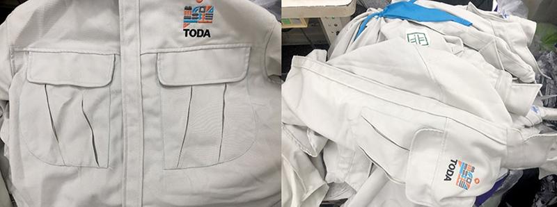 Kiểu dáng túi áo và thân áo