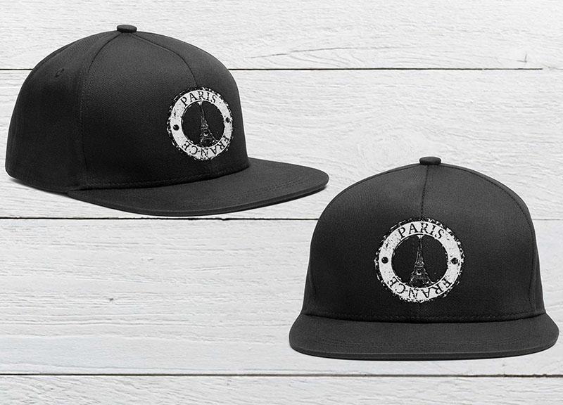 Thêu chữ lên nón được cho là chiến lược quảng cáo thông minh