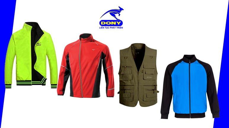 Xưởng thiết kế và may áo khoác đồng phục 1