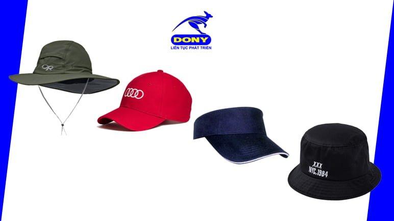 Xưởng may mũ nón đồng phục 1