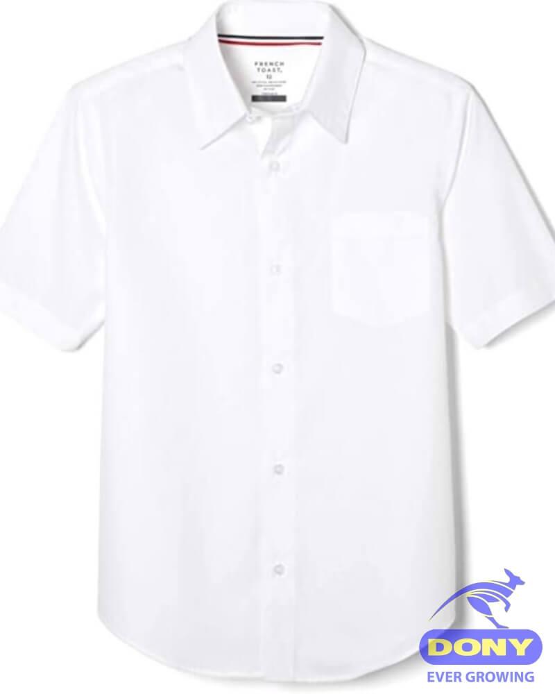 Xưởng may áo sơ mi đồng phục nam nữ công sở 14