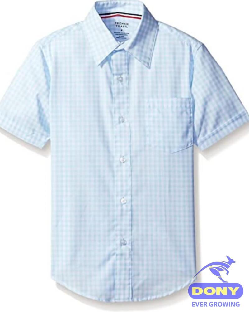 Xưởng may áo sơ mi đồng phục nam nữ công sở 15