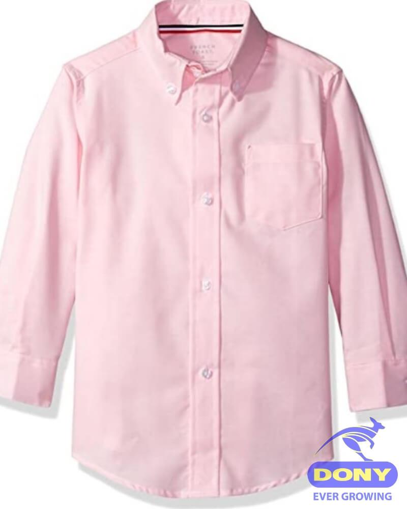 Xưởng may áo sơ mi đồng phục nam nữ công sở 17