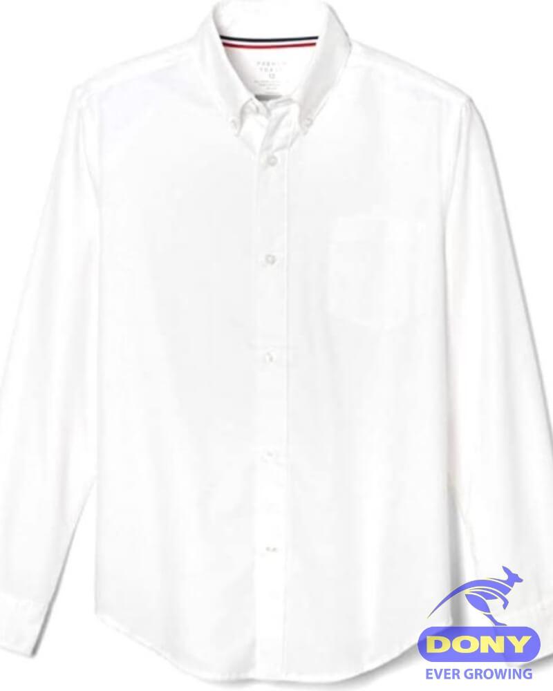 Xưởng may áo sơ mi đồng phục nam nữ công sở 18