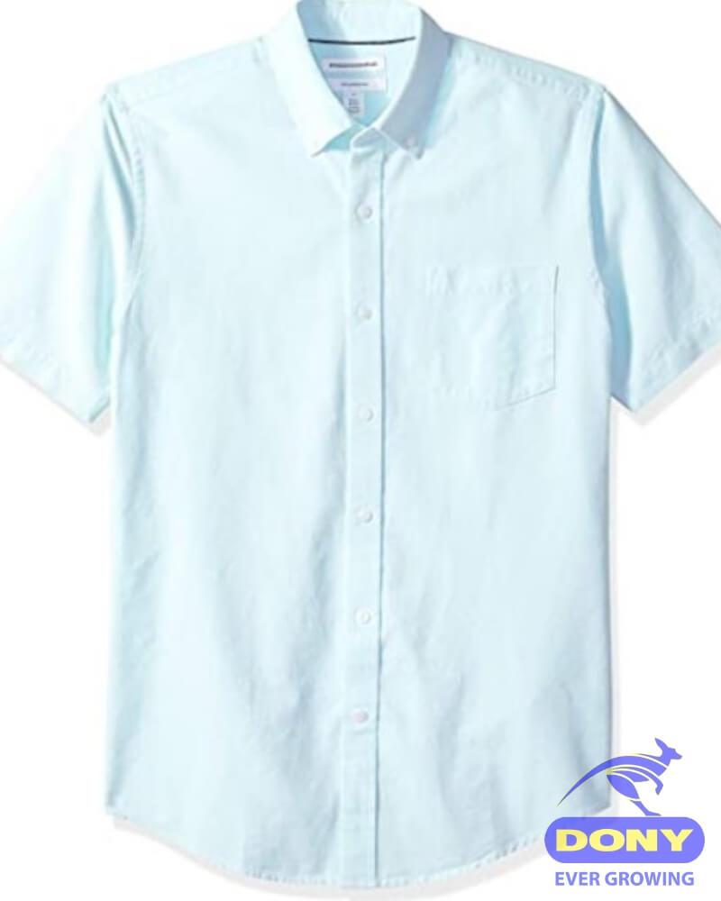 Xưởng may áo sơ mi đồng phục nam nữ công sở 21