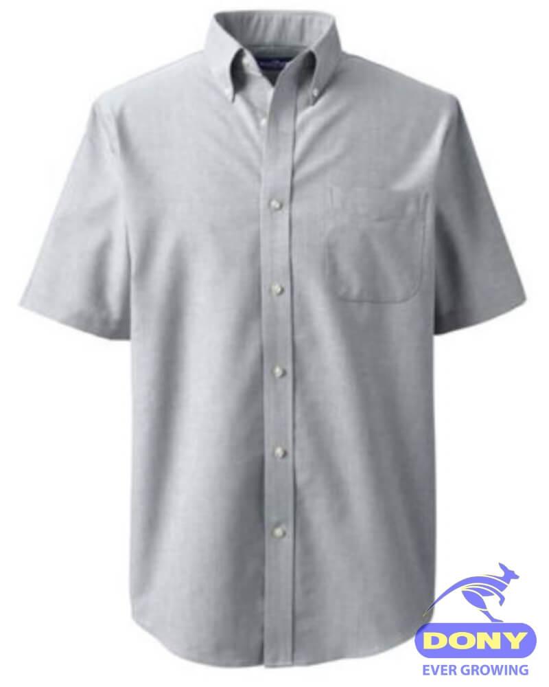 Xưởng may áo sơ mi đồng phục nam nữ công sở 4