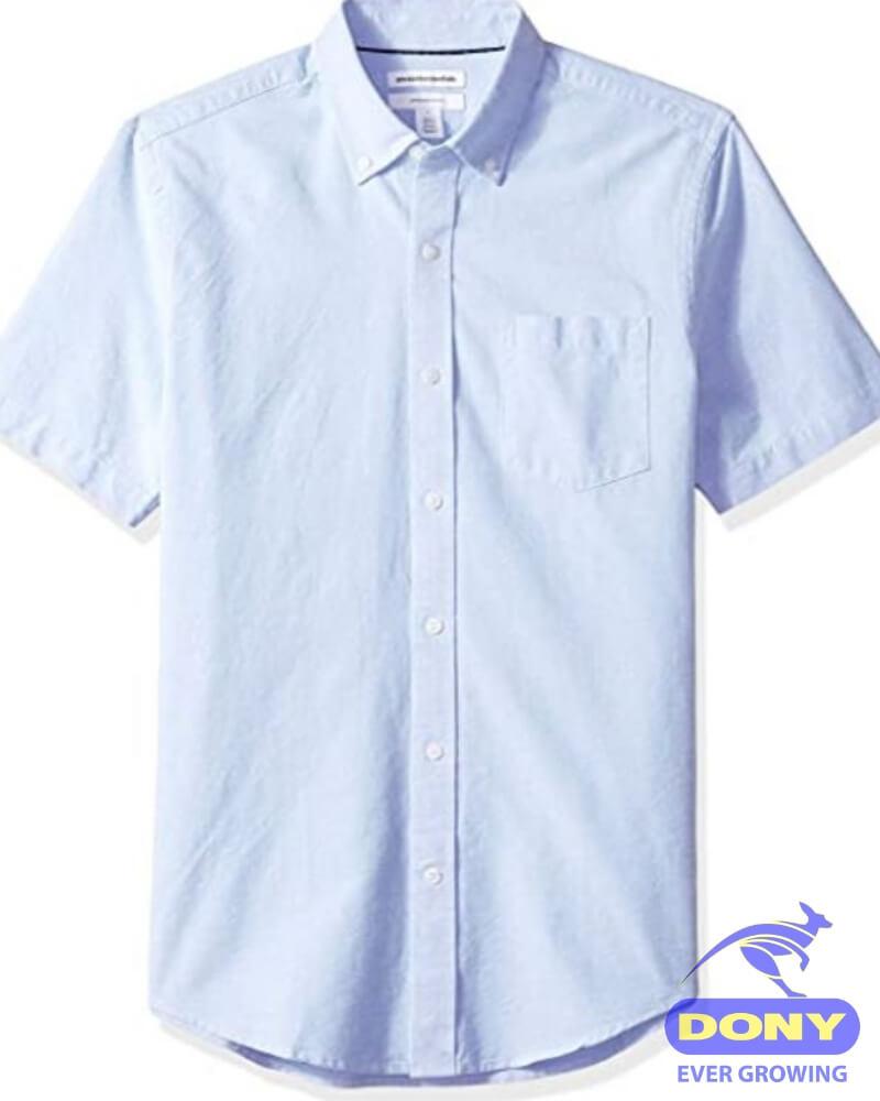 Xưởng may áo sơ mi đồng phục nam nữ công sở 23