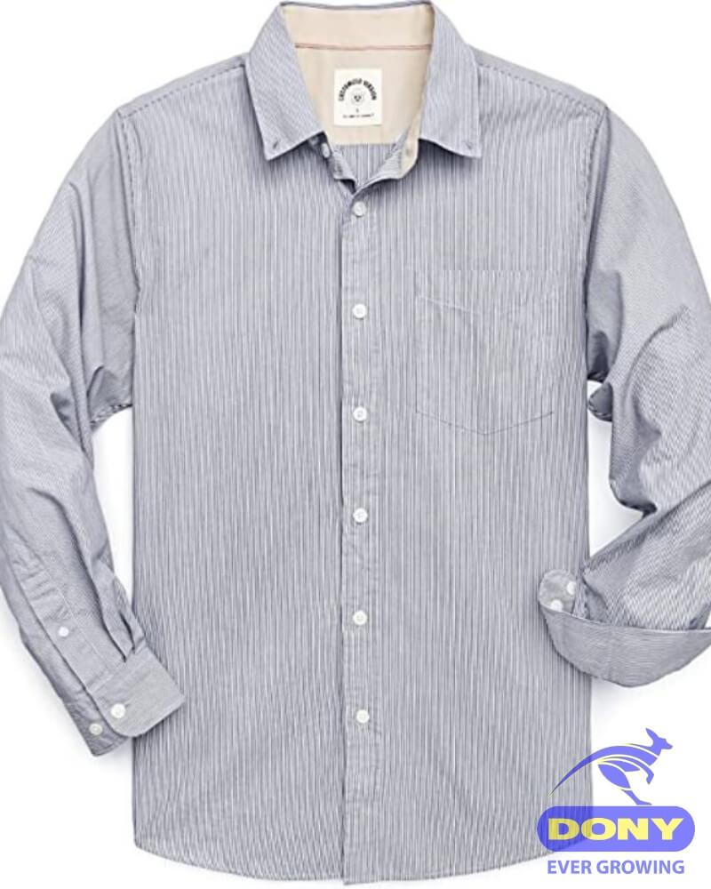 Xưởng may áo sơ mi đồng phục nam nữ công sở 31