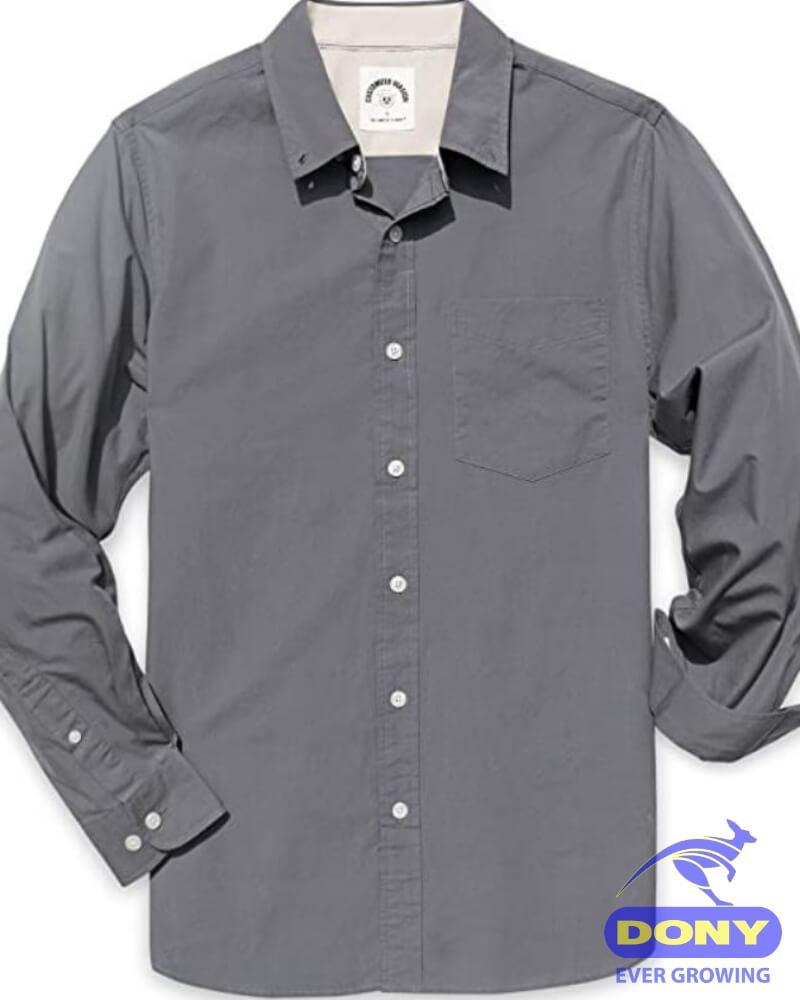 Xưởng may áo sơ mi đồng phục nam nữ công sở 27
