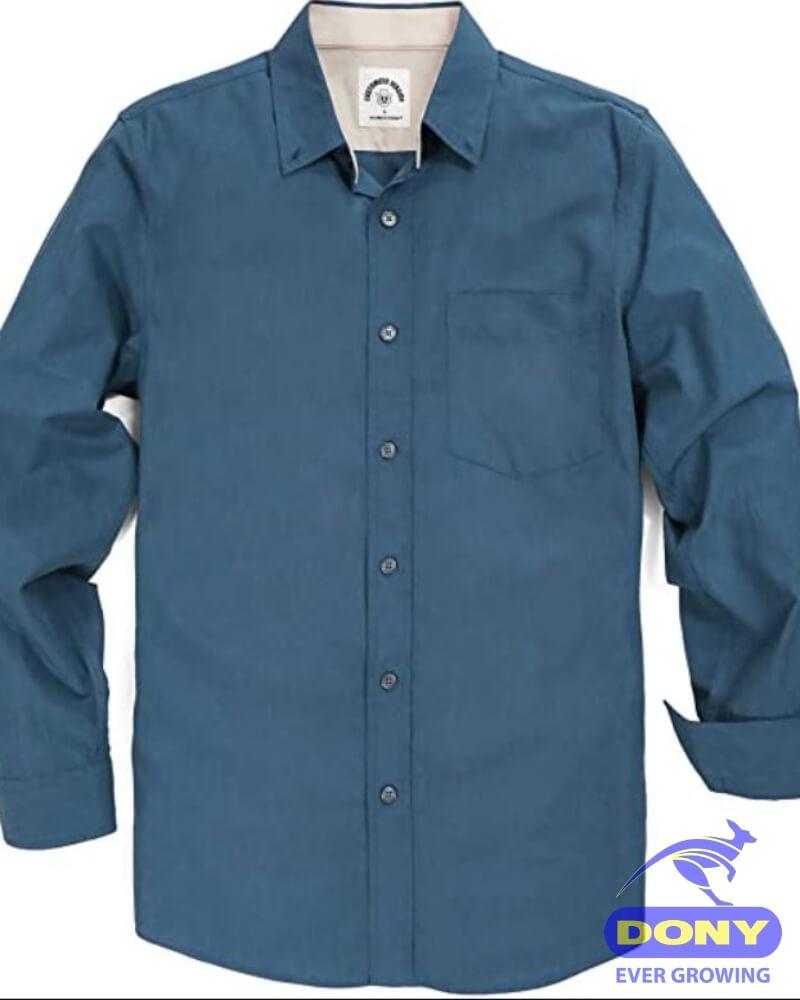 Xưởng may áo sơ mi đồng phục nam nữ công sở 29