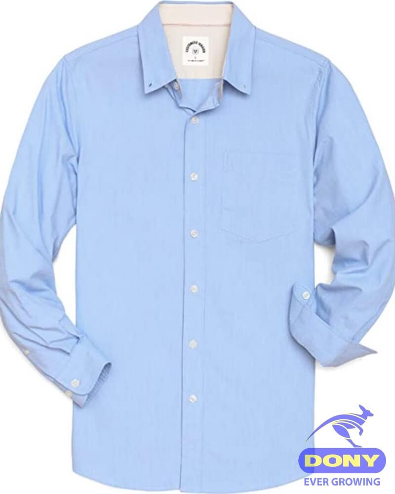 Xưởng may áo sơ mi đồng phục nam nữ công sở 30