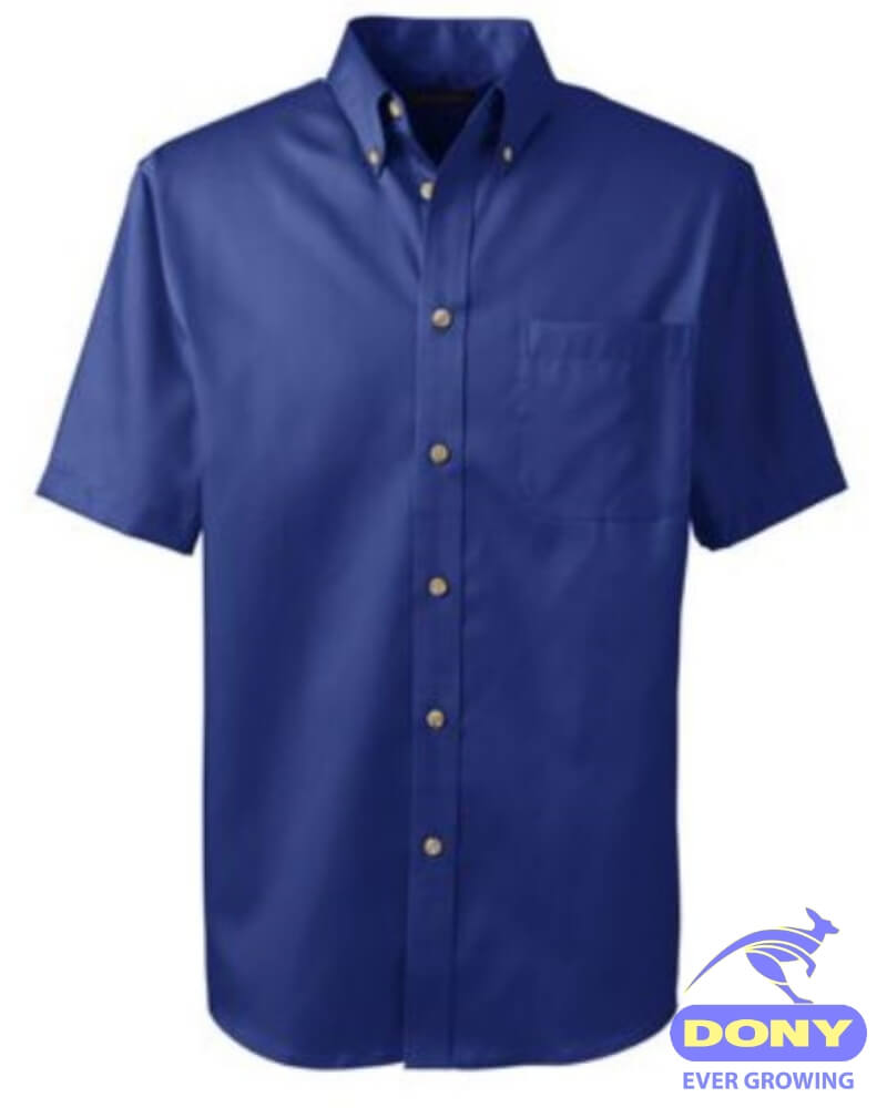 Xưởng may áo sơ mi đồng phục nam nữ công sở 6