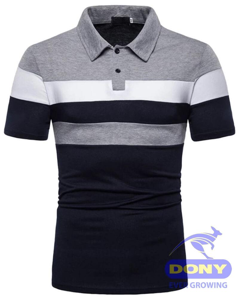 Xưởng may in áo thun đồng phục công ty 23