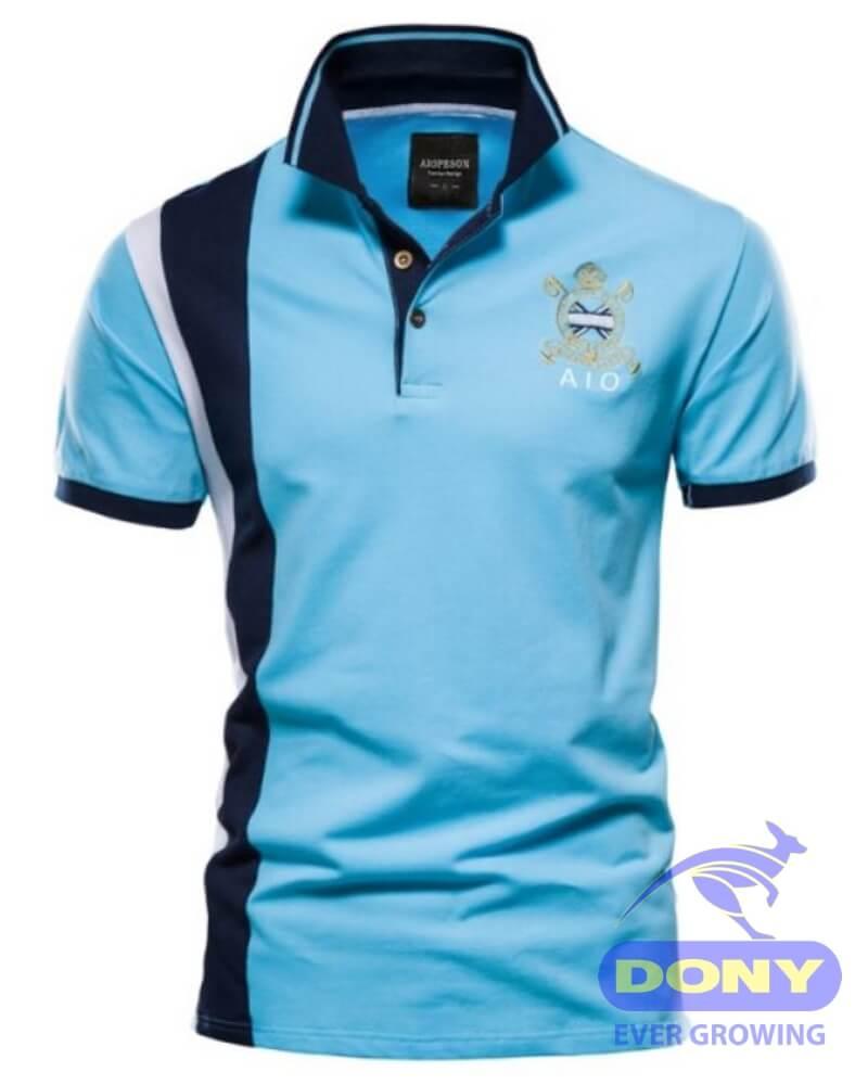 Xưởng may in áo thun đồng phục công ty 34