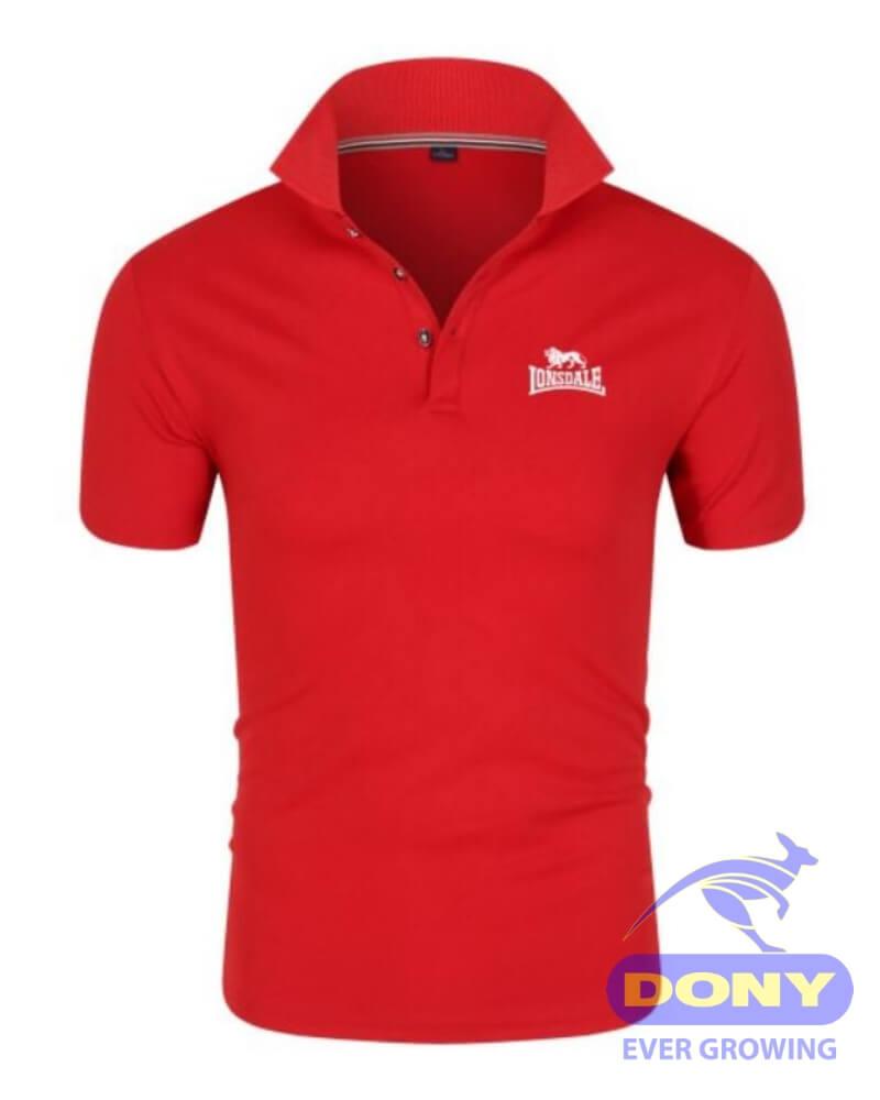 Xưởng may in áo thun đồng phục công ty 40