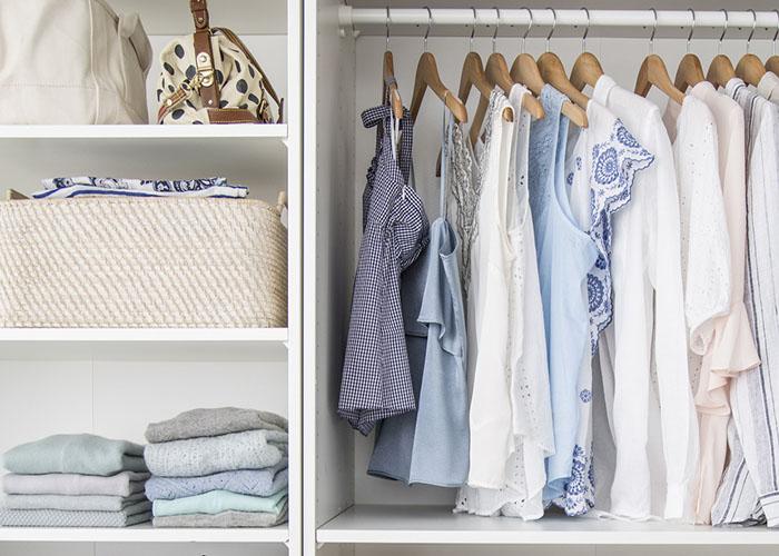 Cách bảo quản quần áo như mới