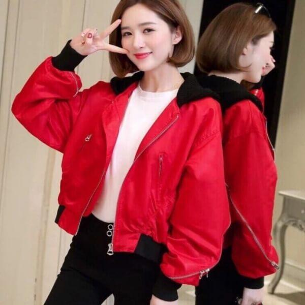 Xưởng may áo khoác đồng phục công ty 24