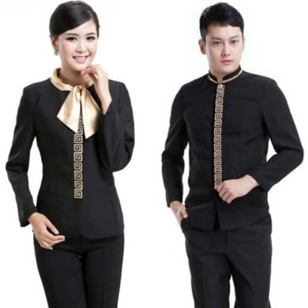 Xưởng may áo sơ mi đồng phục nam nữ công sở 25