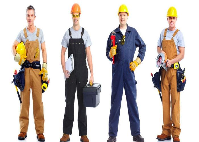 Cách đo size quần áo bảo hộ lao động