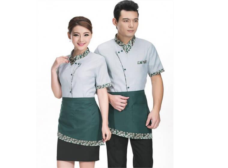 Mẫu đồng phục nhà hàng khách sạn đẹp 15