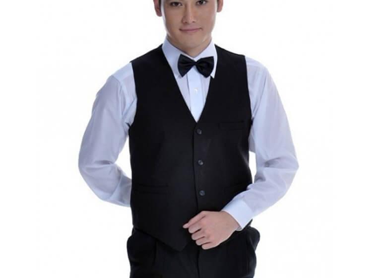 Mẫu đồng phục nhà hàng khách sạn đẹp 16