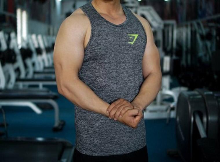 Mẫu đồng phục gym 2